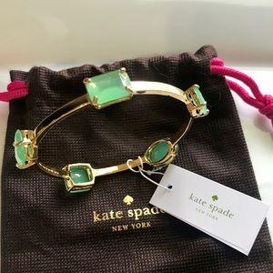Kate Spade Emerald Green Bracelet